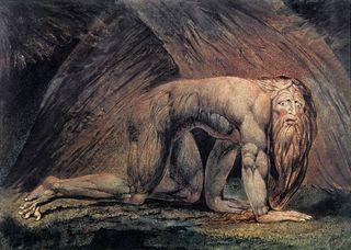 William_Blake_-_Nebukadnezar2
